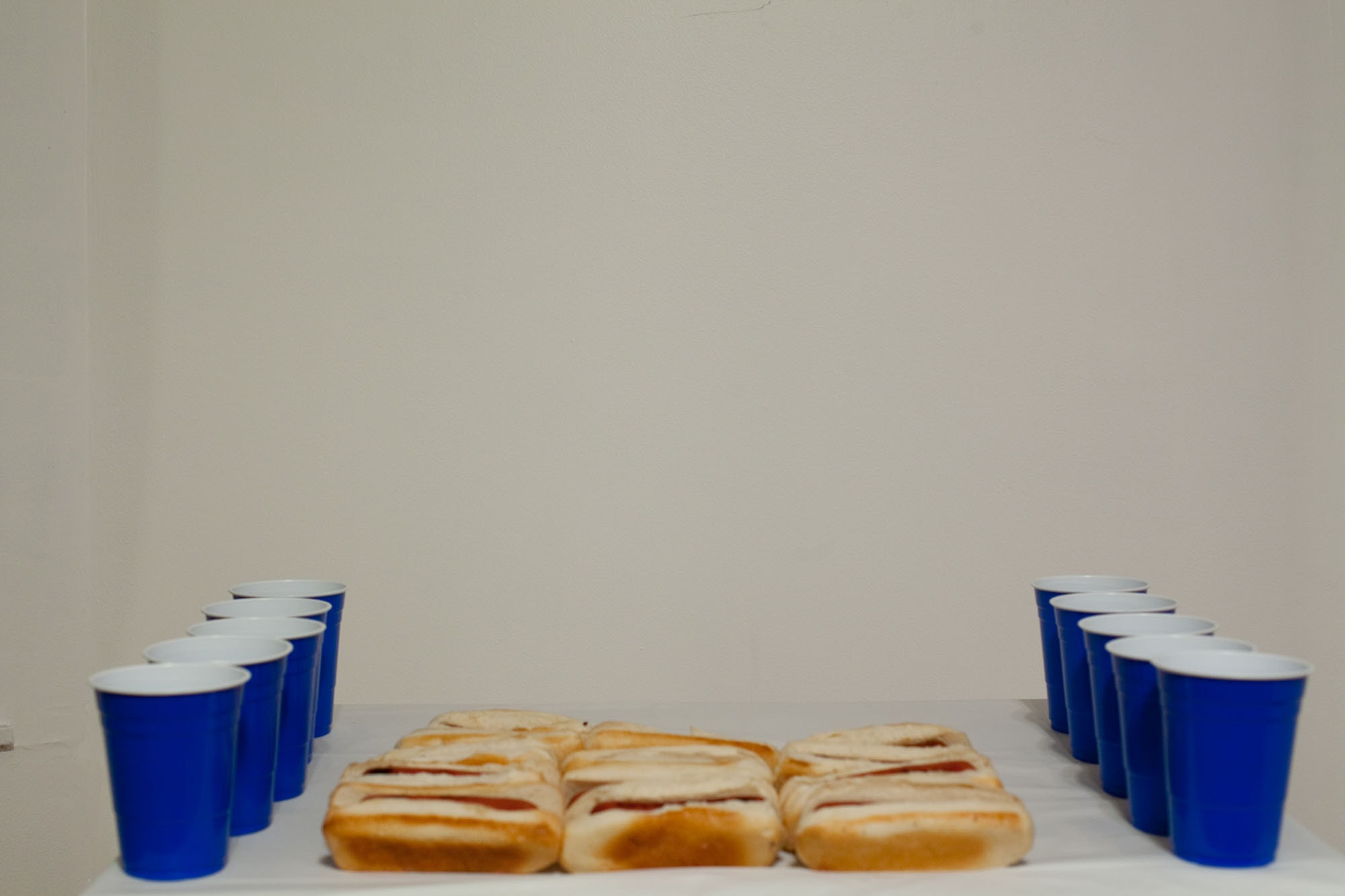 Advanced photo project: Self Portrait as Competitive Eater