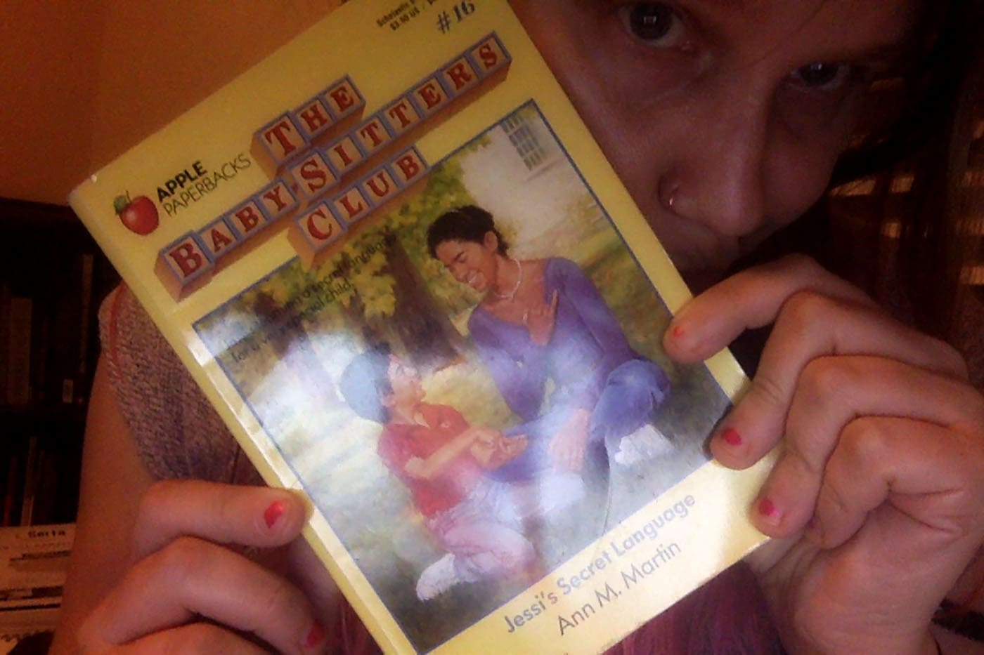 Jessi's Secret Language #16 Baby Sitters Club Martin, Ann