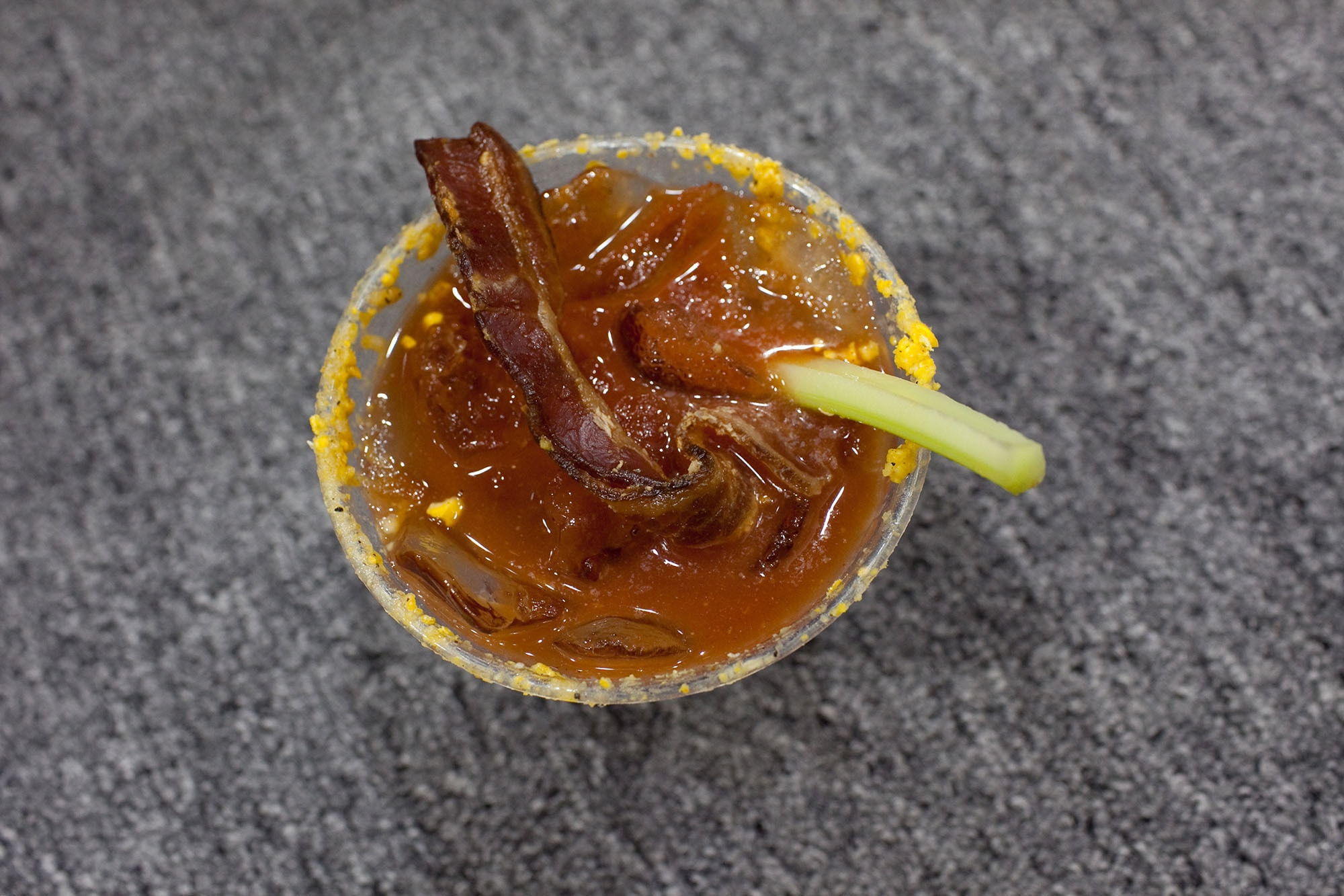 Bacon Bloody Mary at Baconfest Chicago