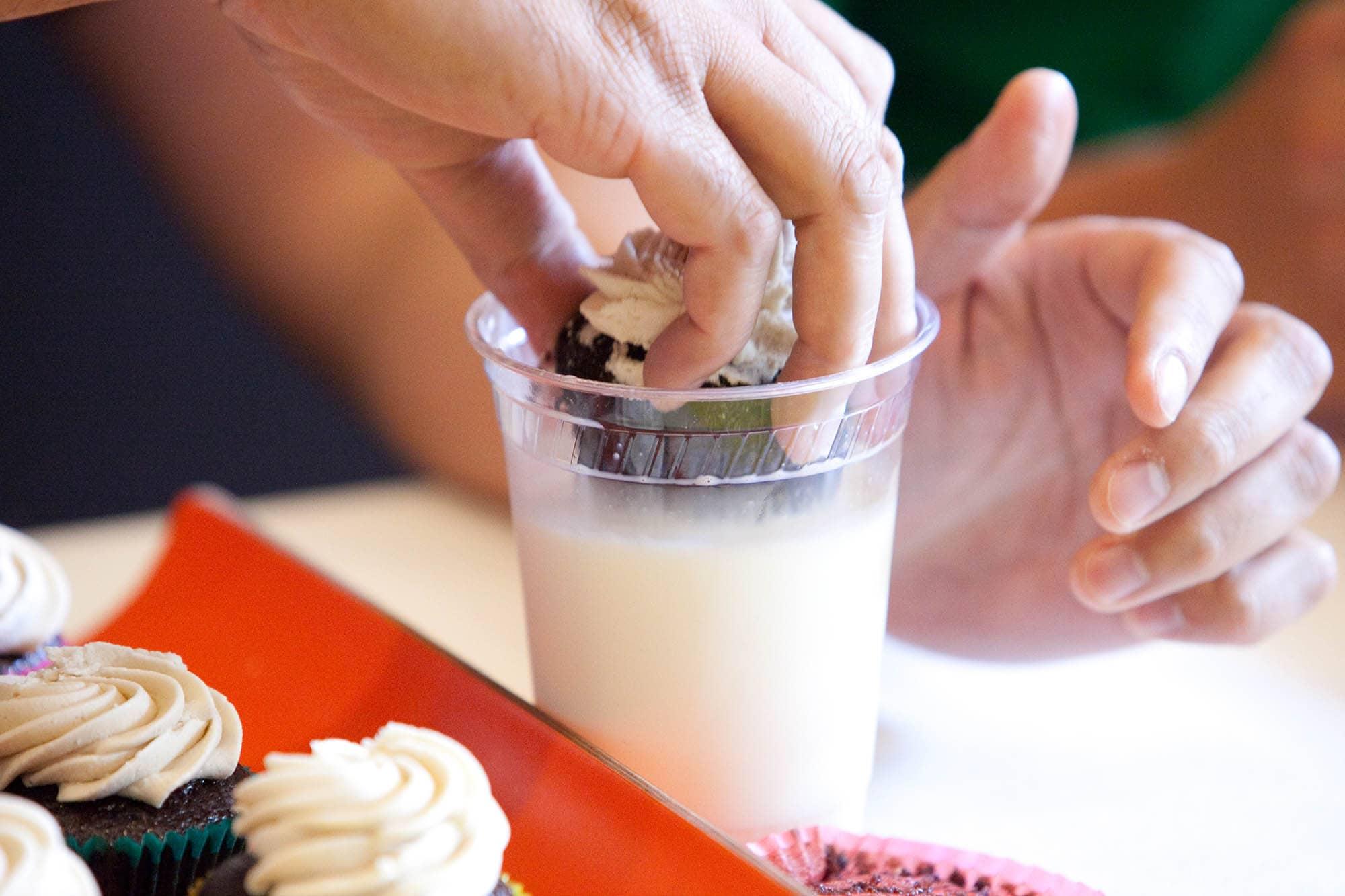 Bleeding Heart Bakery Vegan Cupcake Eating Contest