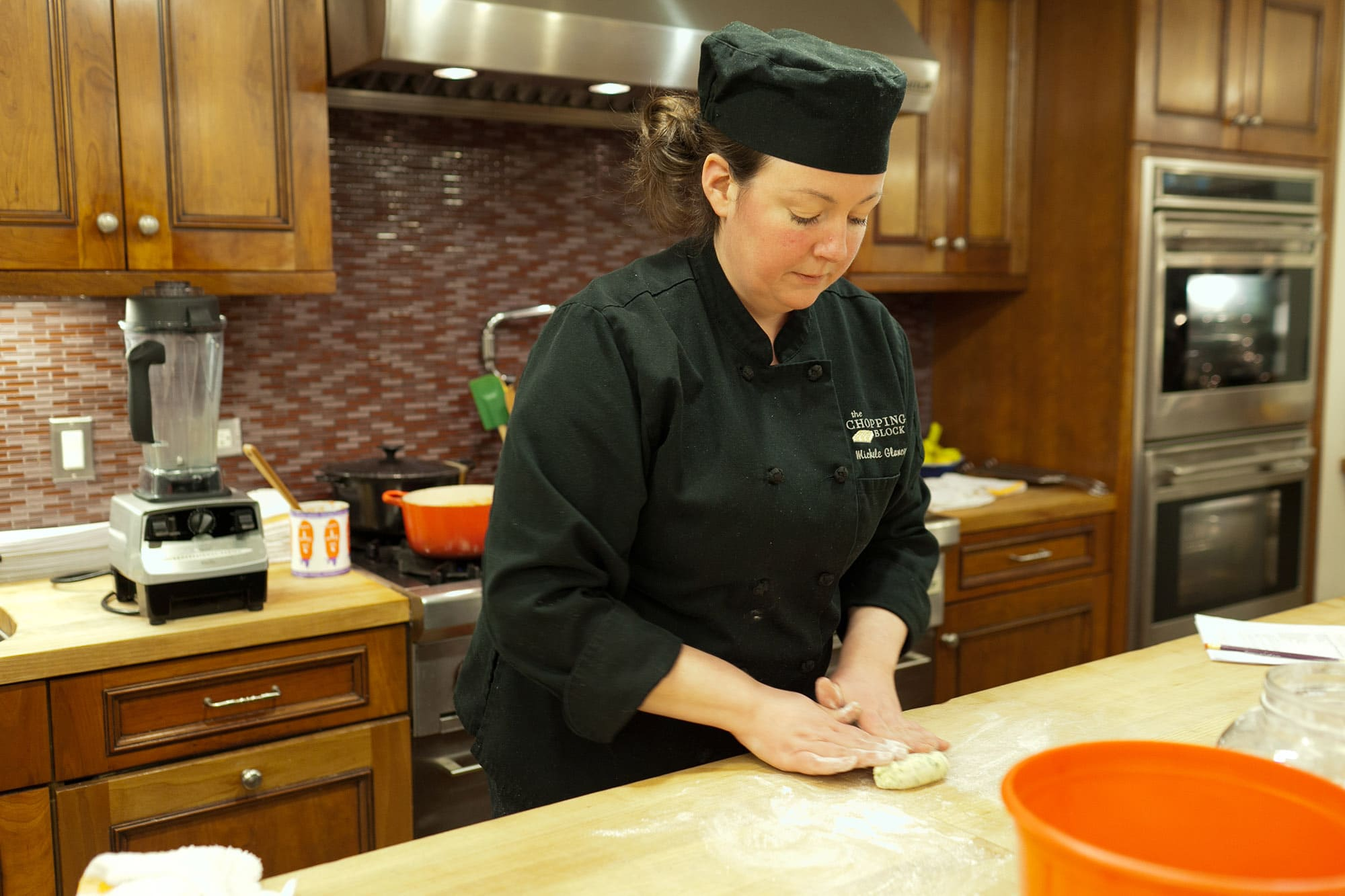 Fall Gnocchi Making Class at the Lincoln Square Chopping Block in Chicago, Illinois