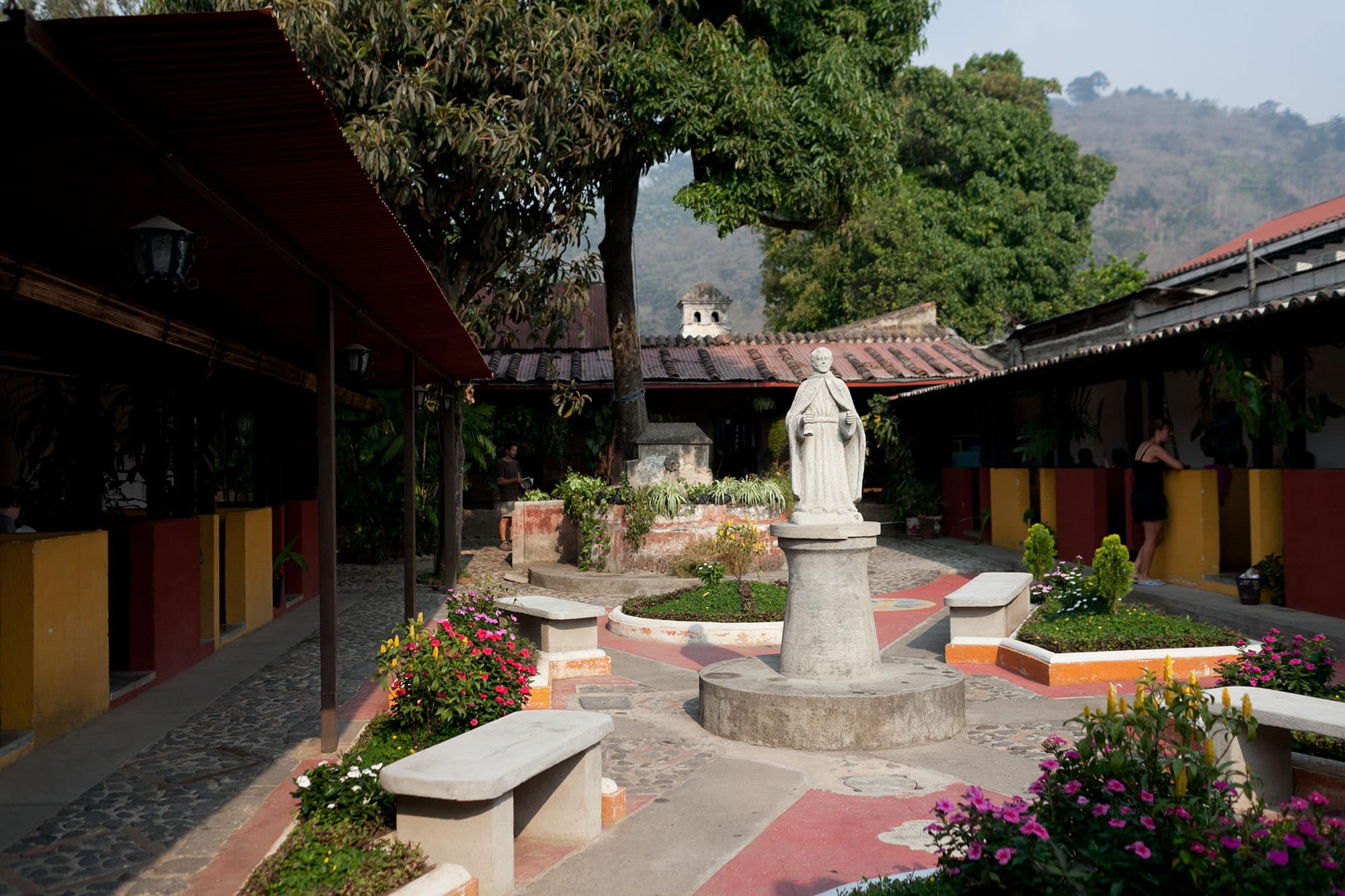 My Spanish school in Antigua, Guatemala
