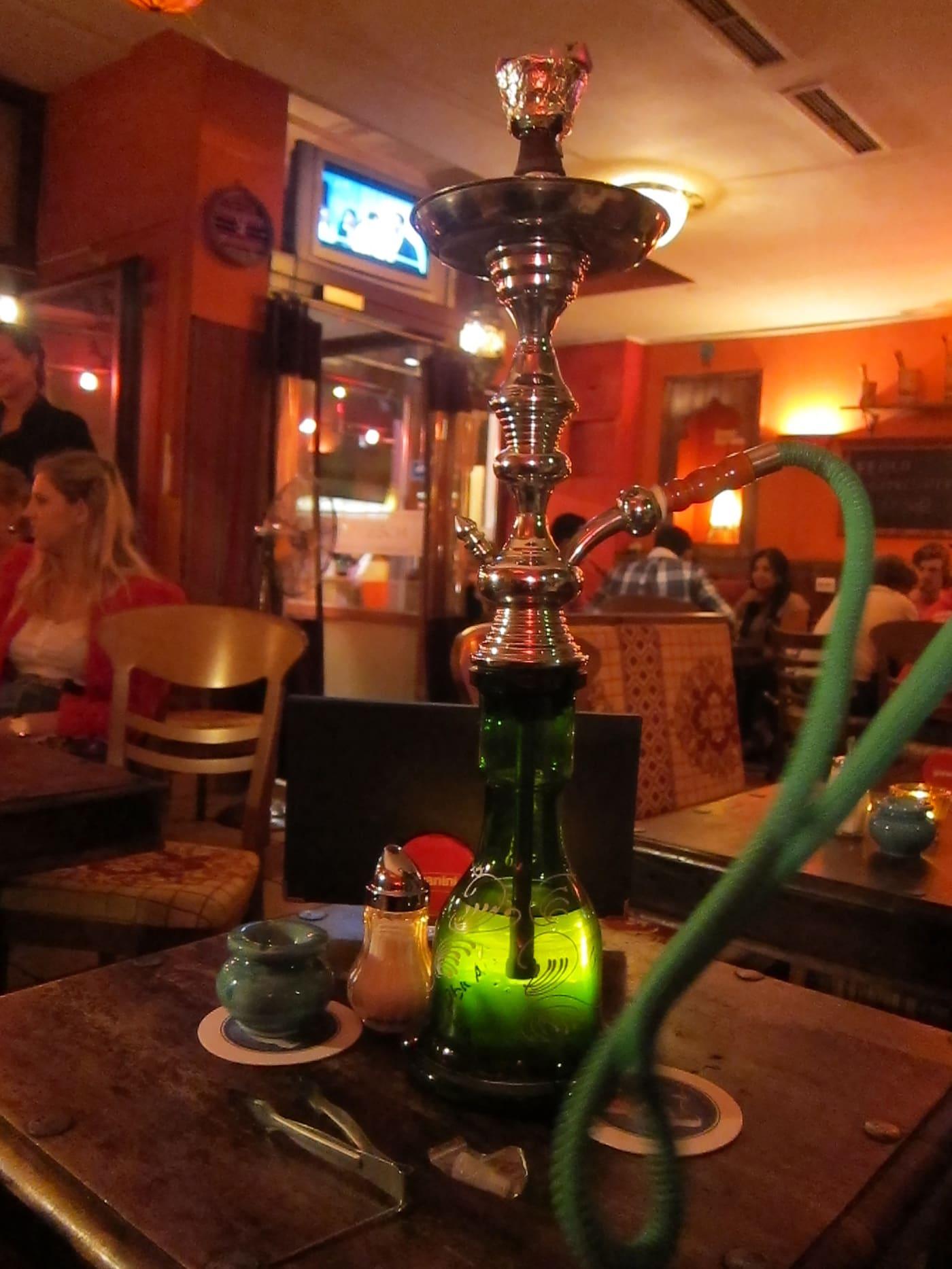 Shisha in Berlin