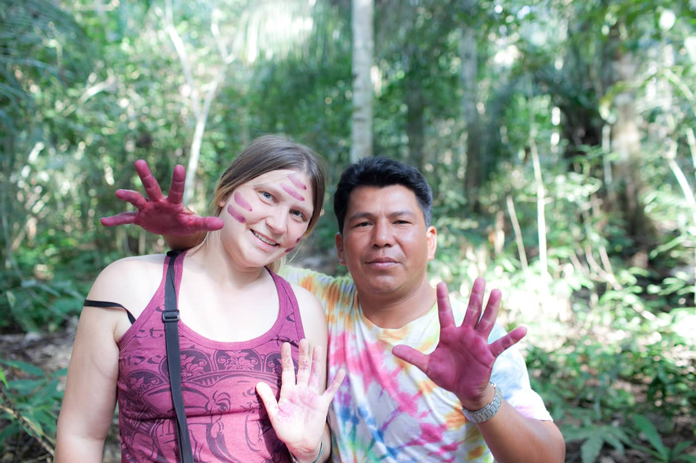 Jungle tour of the Bolivian Amazon with Mashiquipe Travel