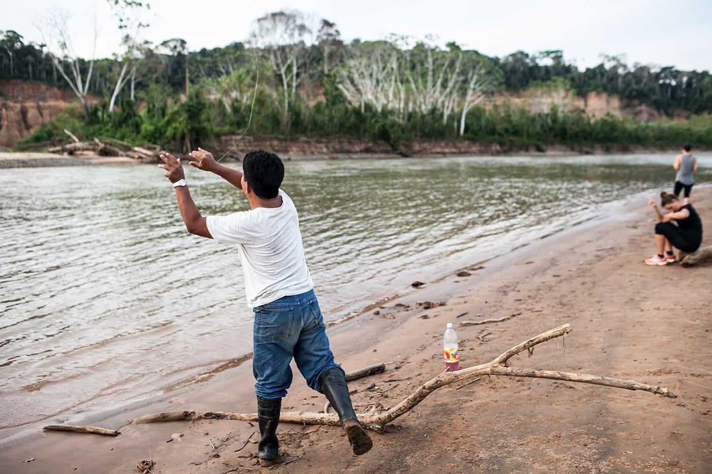 Jungle tour of the Bolivian Amazon with Mashiquipe Travel