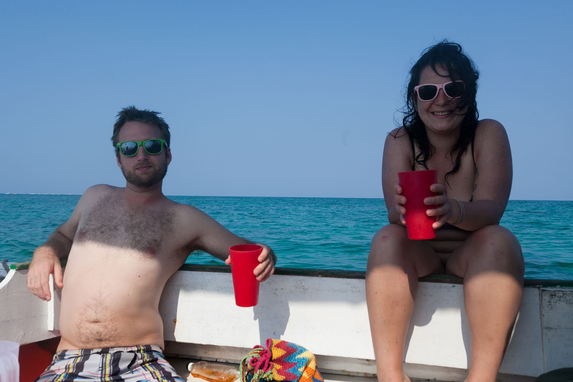 Full day snorkeling trip in Caye Caulker, Belize