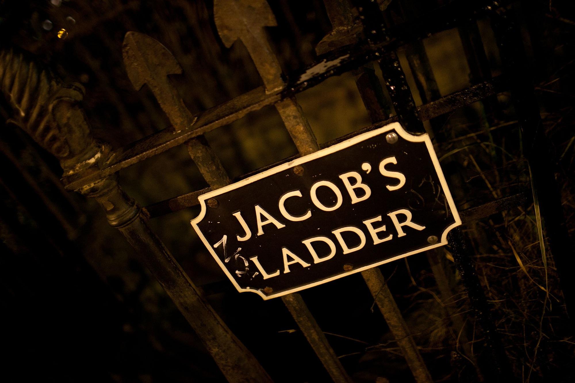 Jacob's Ladder in Edinburgh, Scotland