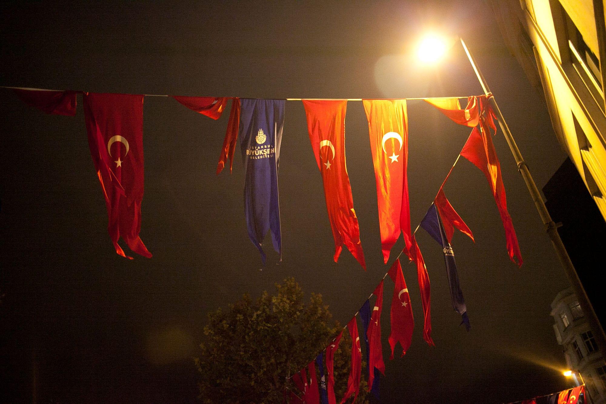Taksim Istanbul, Turkey.