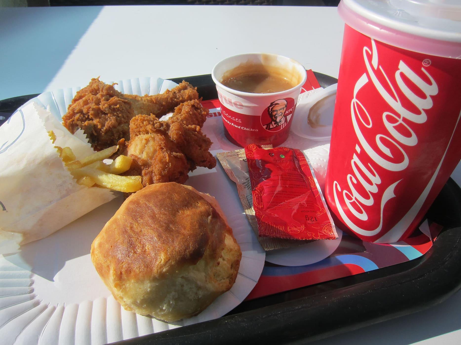 KFC in Izmir, Turkey