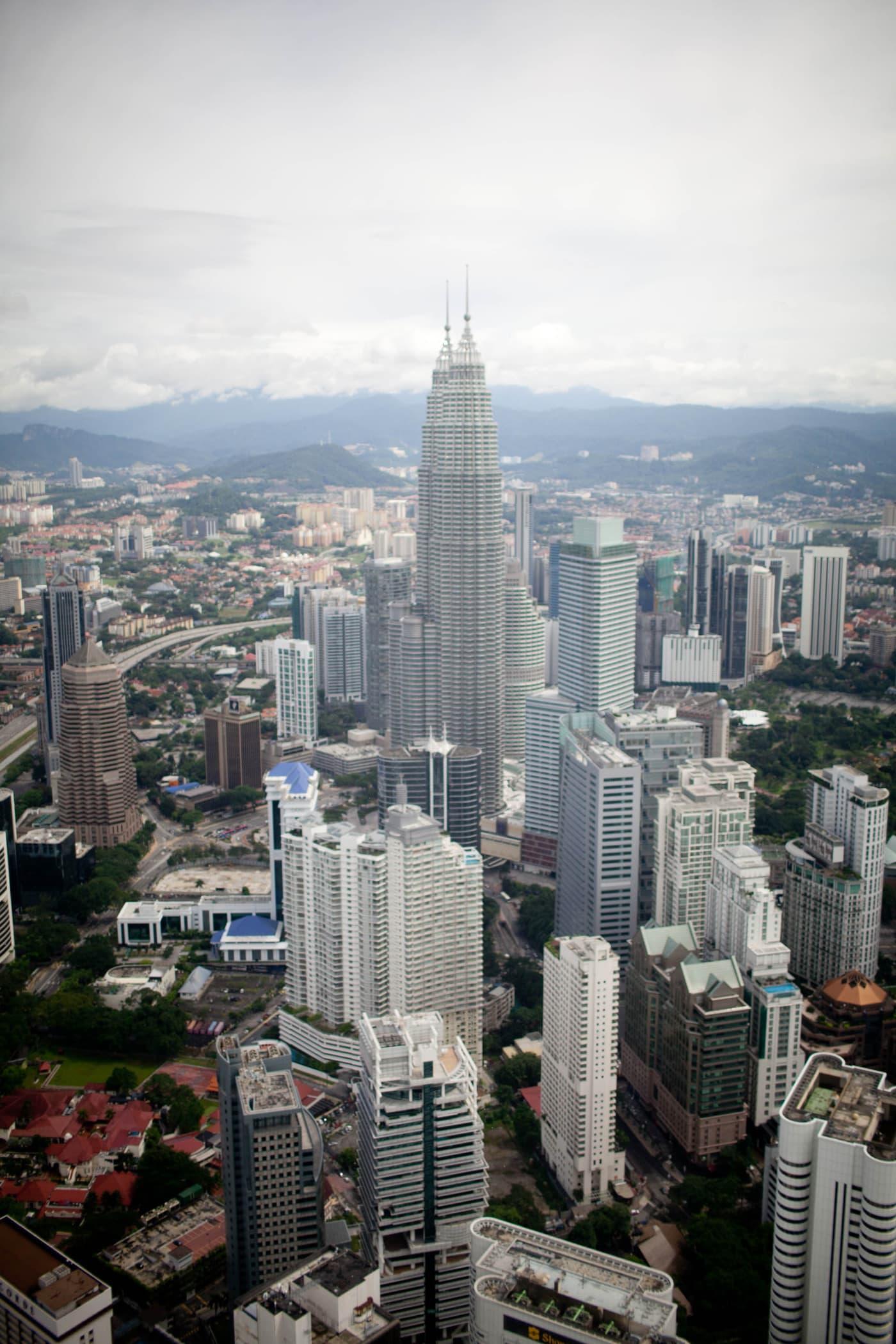 KL Tower in Kuala Lumpur