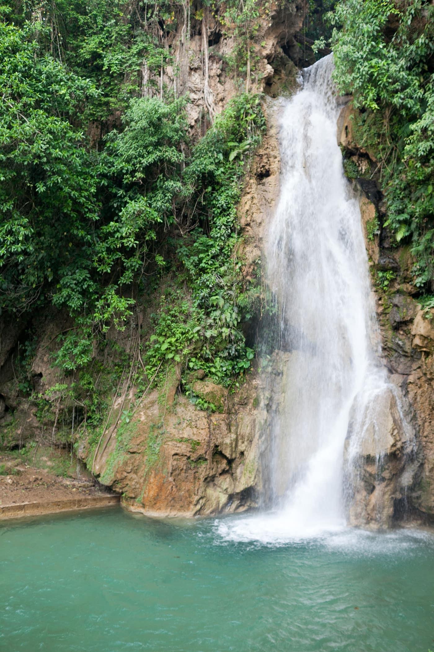 Lago de Yajoa Waterfall Tour, Honduras