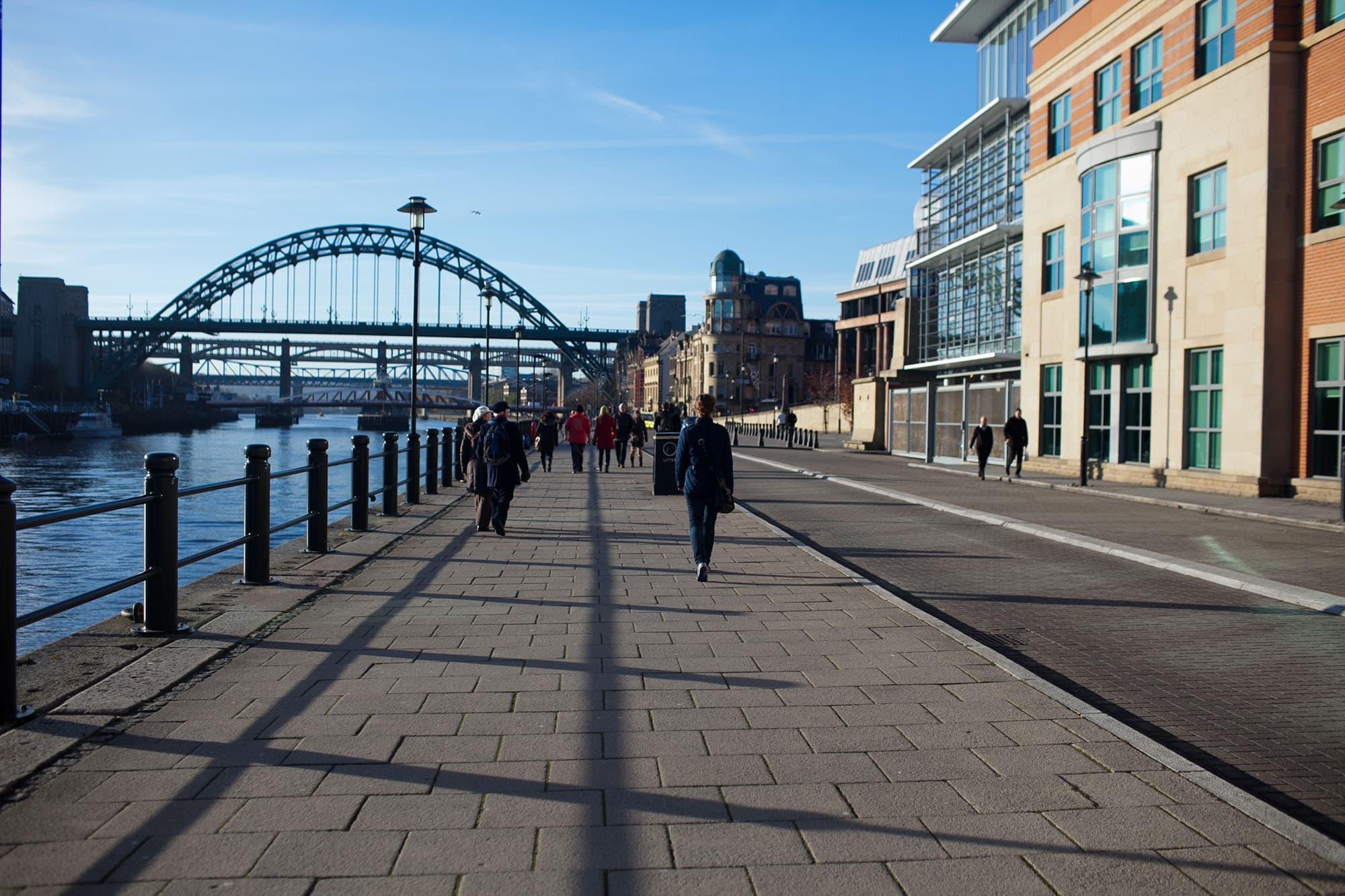 Newcastle, England