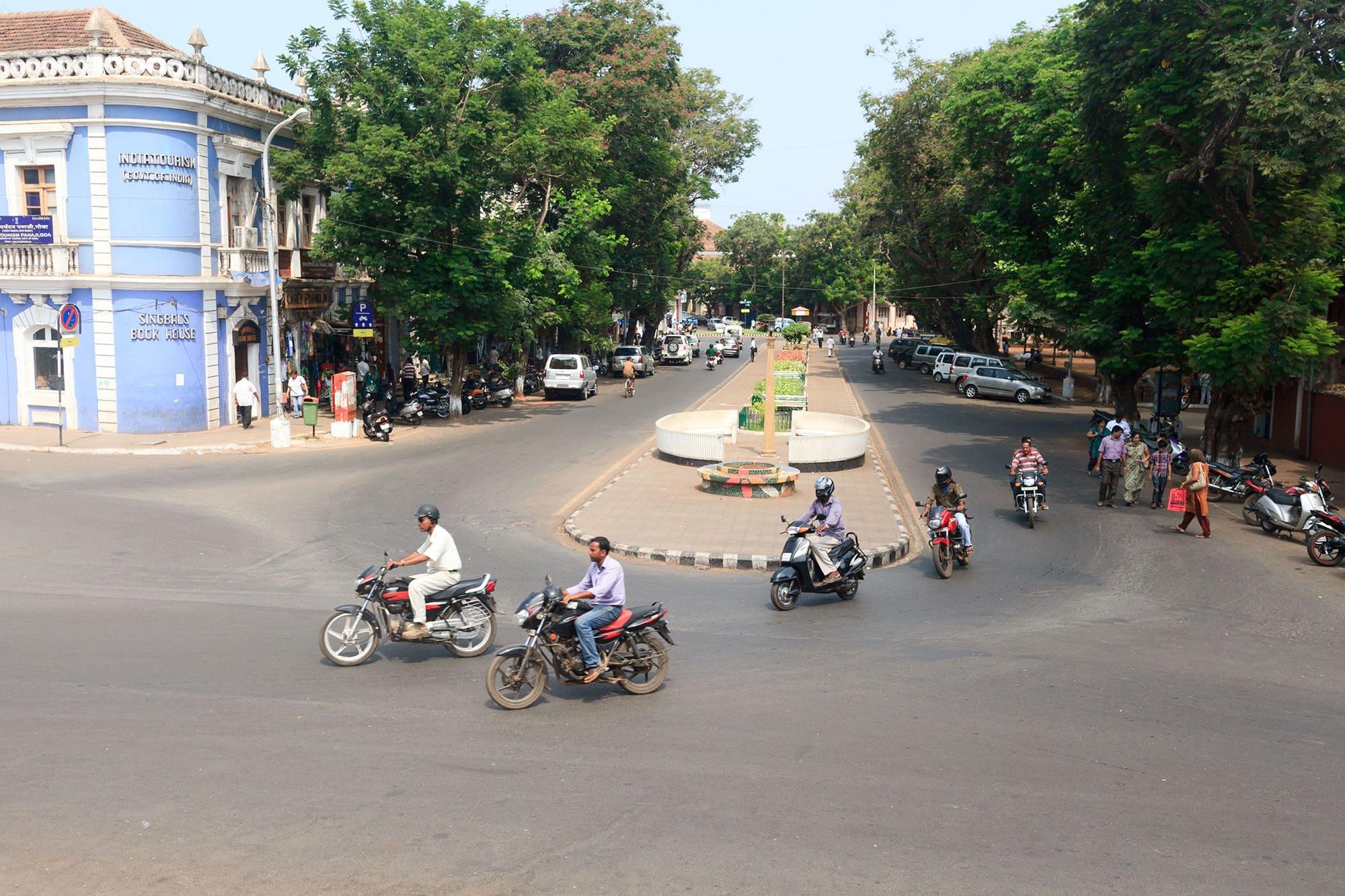 Panaji, India.