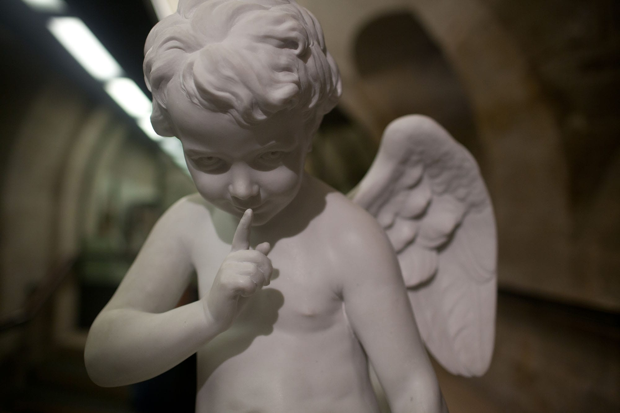 Louvre in Paris, France