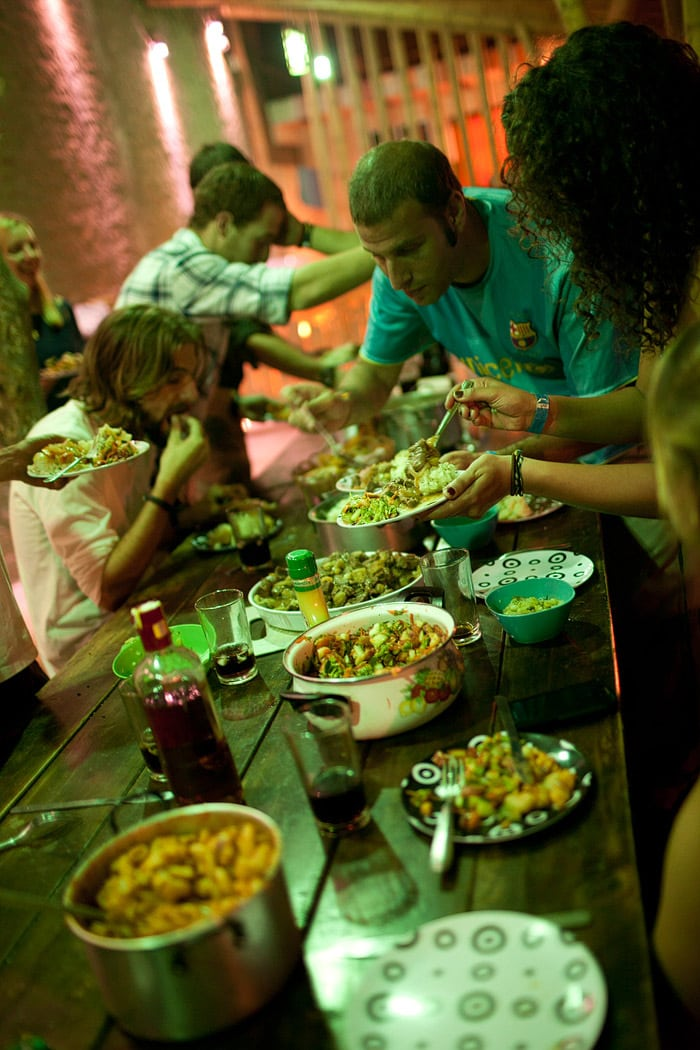 Celebrating Rosh Hashanah in Cali, Colombia