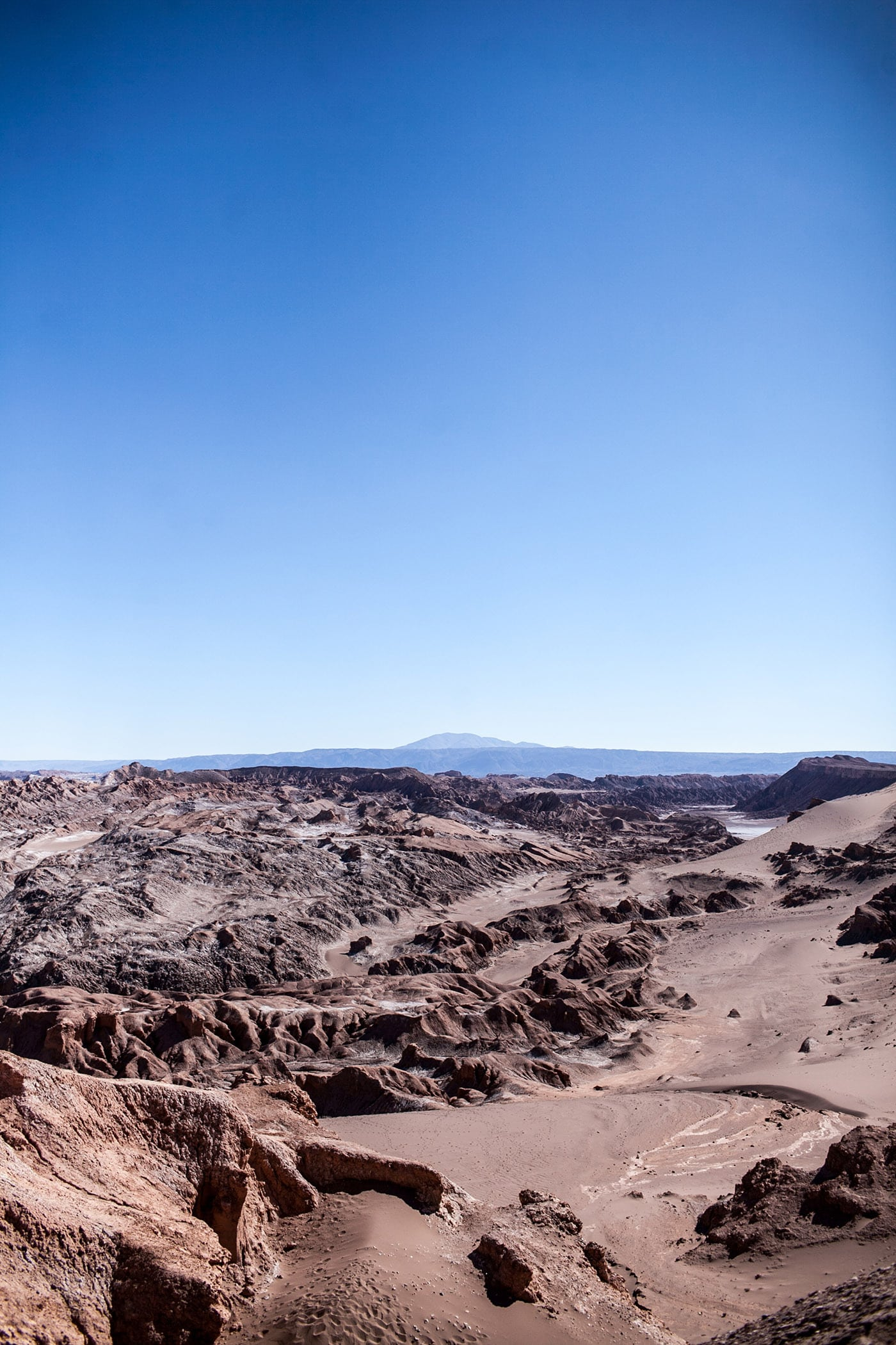 Valle de Luna - Moon Valley - Tour in San Pedro de Atacama, Chile