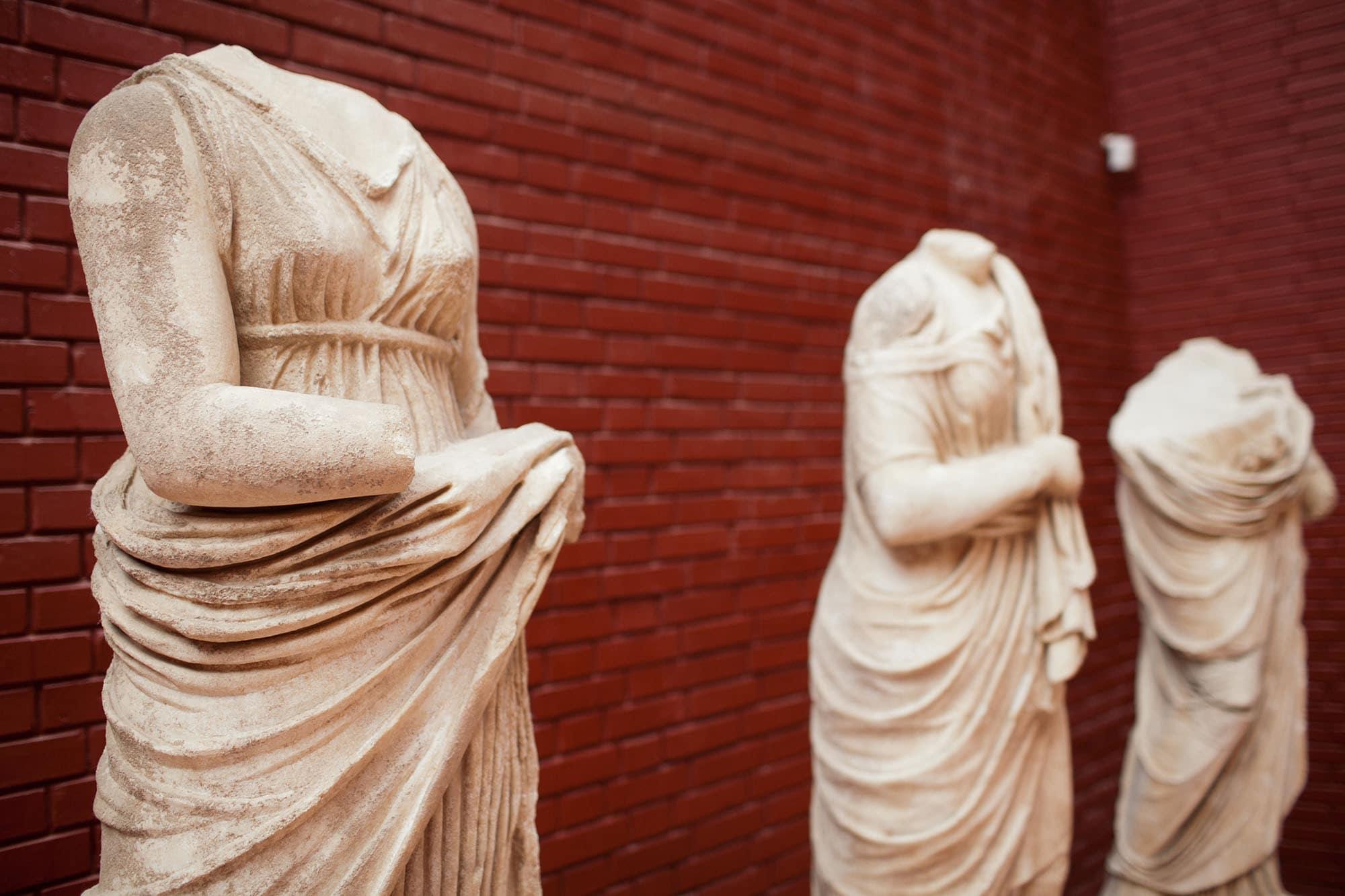 Ephesus Museum, Selcuk Turkey