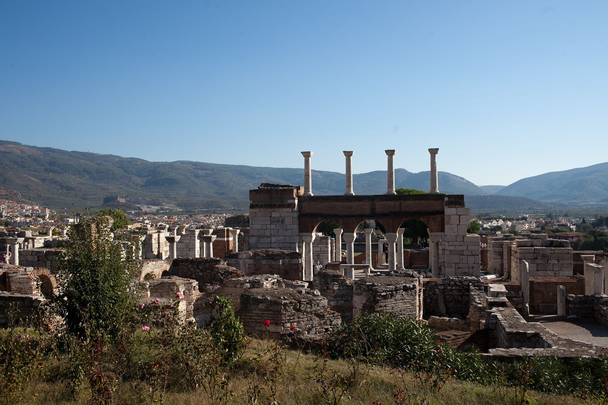 Church of St. John in Selcuk Turkey
