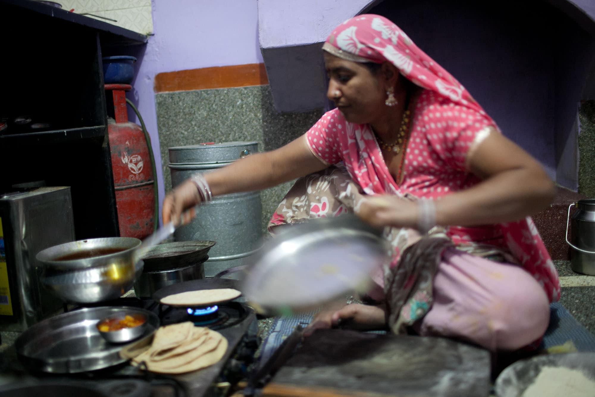 Homestay in Setrawa, India.