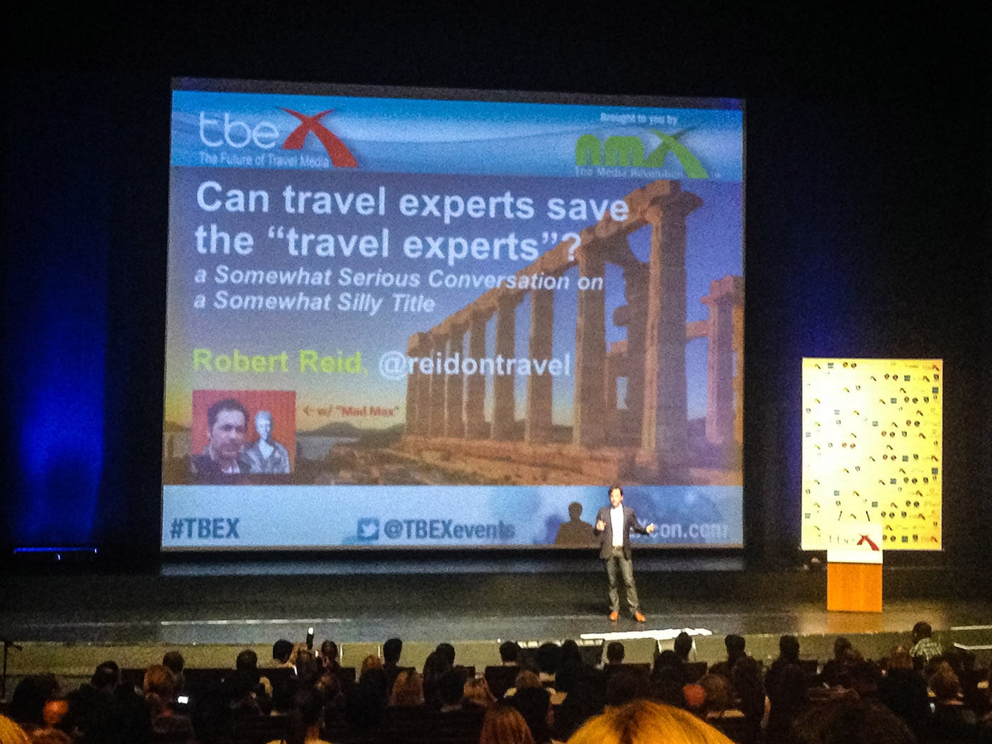 TBEX Athens - Travel Blog Exchange Conference in Greece