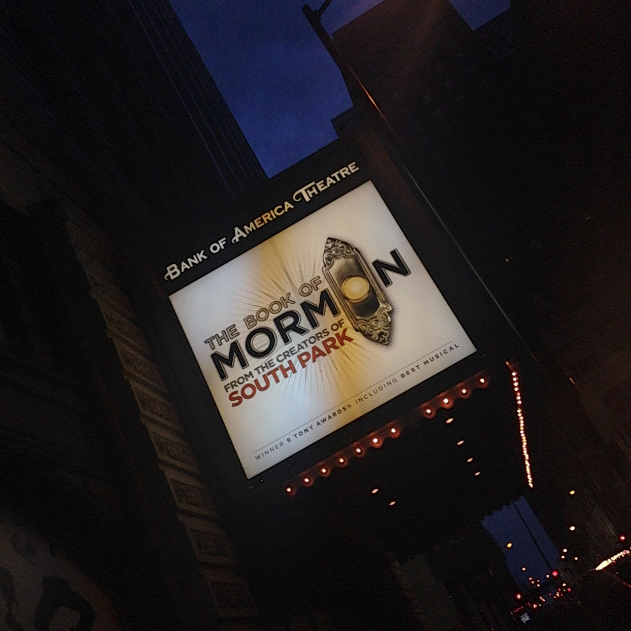 Book of Mormon in Chicago